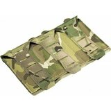 Blue Force Gear Stackable Ten-Speed Triple M4 Mag Pouch Multicam