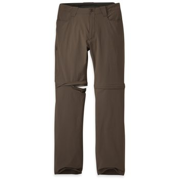 Outdoor Research Ferrosi Convertible Pants Men's, Mushroom, 30