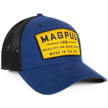 Magpul Go Bang Mid Crown Snapback, Dark Blue