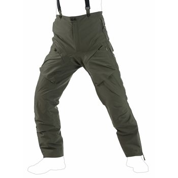 UF PRO Monsoon XT Pants, Brown Grey, M