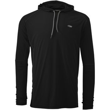 Outdoor Research Echo Hoody Men's, Black/Pewter, L