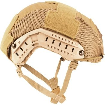 First Spear Helmet Cover - Hybrid - Ops Core, Coyote, M/L