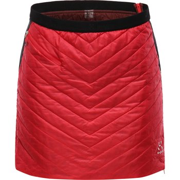 Haglöfs L.I.M Barrier Skirt Women, Hibiscus Red, S