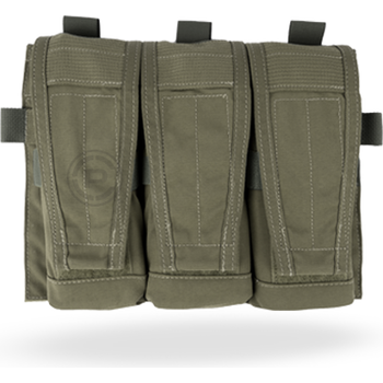 Crye Precision AVS™ Detachable Flap, M4 (DEMO), Ranger Green