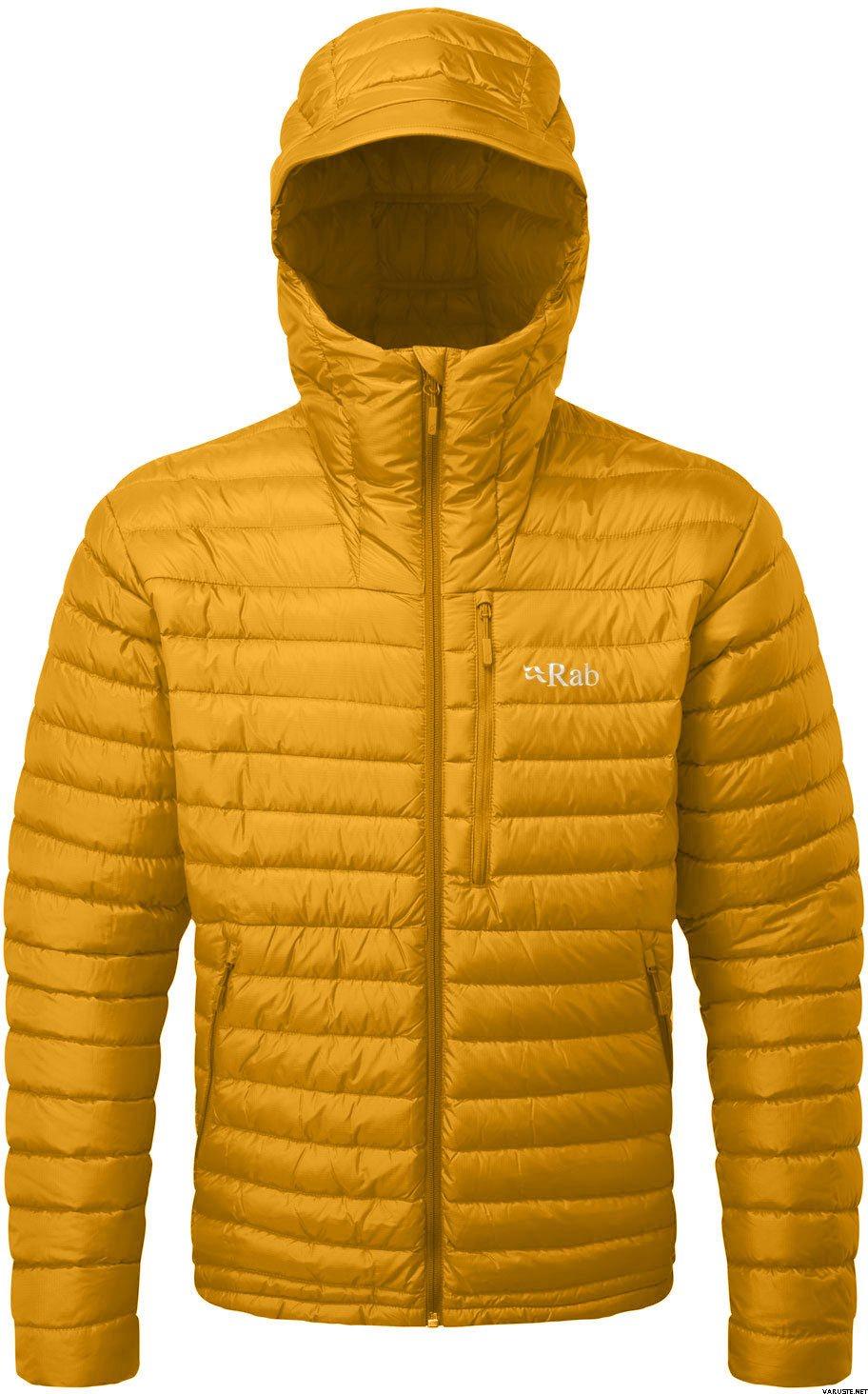 RAB Microlight Alpine Jacket Men Dijon cecdc5a096