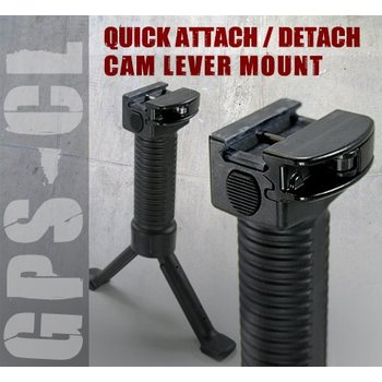 GPSI Grip Pod Military Model, Cam lever