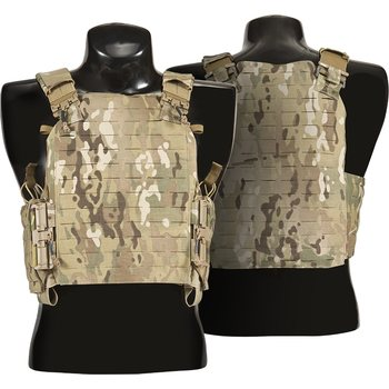 First Spear Assaulters Armor Carrier (AAC), 6/12™ Modular Back, SAPI Cut