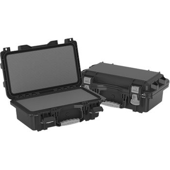 Plano Tactical Mil-Spec Case Single Pistol - Black