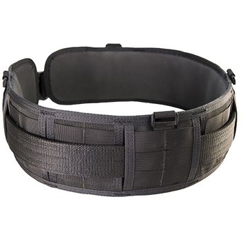 HSGI SureGrip Padded Belt - Slotted