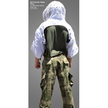 Tactical Concealment ARCTIC Viper with backdrape option
