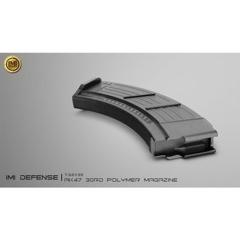 IMI Defense AK47 Polymer Magazine 30 Round Window