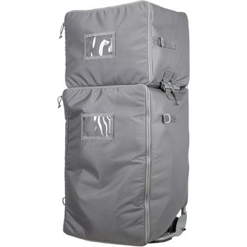 "First Spear Modular Transport Bag System, Double Bottom Bag, 16""x12.5""x24"", w/Tubes"
