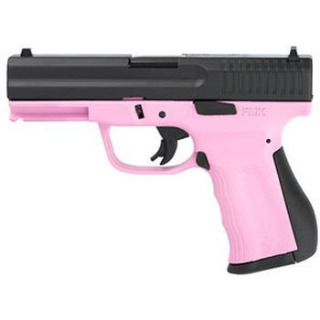 "FMK 9C1G2 9MM 4"" 14RD FAT, 2 MAGS PINK"