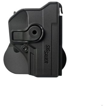 IMI Defense Polymer Retention Paddle Holster for Sig Sauer P250 Compact, P320