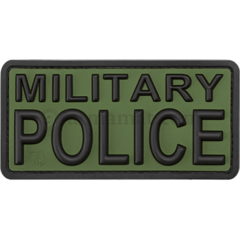 Clawgear Military Police Rubber Patch