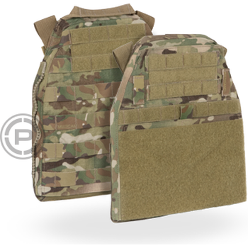 Crye Precision AVS Swimmer Cut Plate Pouch Set
