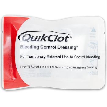 Rats Medical BLEEDING CONTROL DRESSING 7.5cm x 1.2m