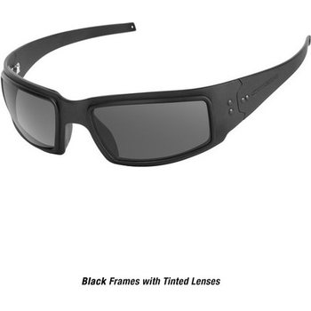 Ops-Core Mk1 Performance Protective Eyewear - Black w/ Tinted Lens Only
