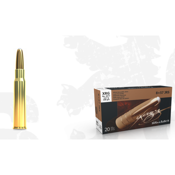 Sellier & Bellot 8x57 JRS eXergy XRG 12,7g/196gr 20kpl