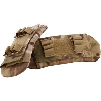 First Spear Armor Carrier Shoulder Pads - Comfort, Black