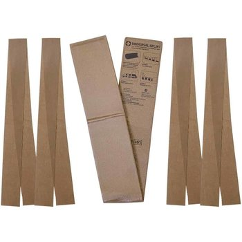 Combat Medical Universal Splint Set, Coyote Brown, Flame Retardant
