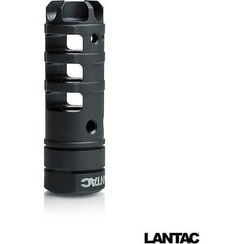 Lantac 9mm DRAGON™ Muzzle Brake 1/2-28 Thread