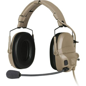 Ops-Core AMP, Communications Headset, Single Downlead, NFMI Enabled