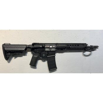 "Barrett REC7 SBR 556 11,5"" Keymod, Black (DEMO)"