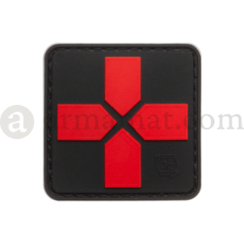 Clawgear Red Cross Rubber Patch