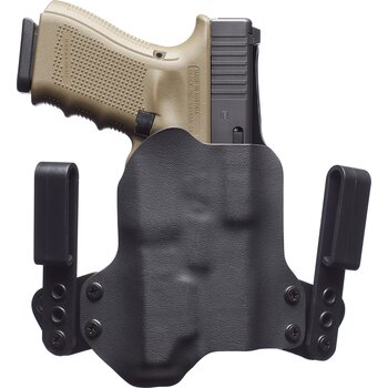 BlackPoint Tactical Mini WING™ IWB Holster, Left Handed with Light