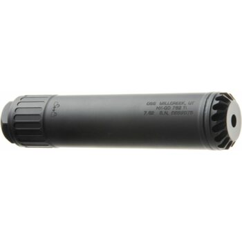 OSS HX-QD 762 Ti QD (Quick Disconnect) 7.62 suppressor in Ti
