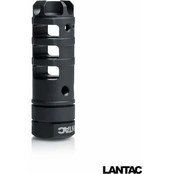 Lantac 9mm DRAGON™ Muzzle Brake 13.5 x 1 Thread For SIG MPX