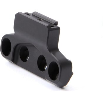 Unity Tactical FAST™ LPVO Mount Offset Optic Base