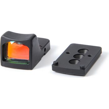 Unity Tactical FAST™ LPVO Mount Offset Optic Adapter Plate