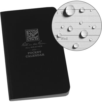 Rite in the Rain 2021 Pocket Calendar