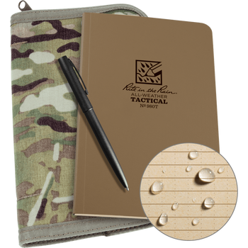 Rite in the Rain Field Book Kit, Multicam