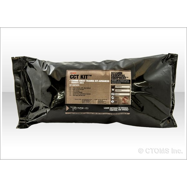 CTOMS Canine Chest Trauma (CCT) Kit - Advanced