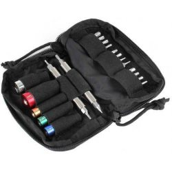 FixitSticks 65, 45, 25 & 15 Inch Lbs Kit with Deluxe Pouch