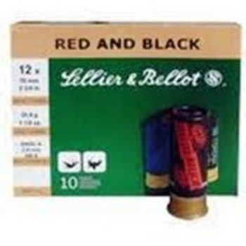 Sellier & Bellot Red and black 16/65 28,4g 10 kpl