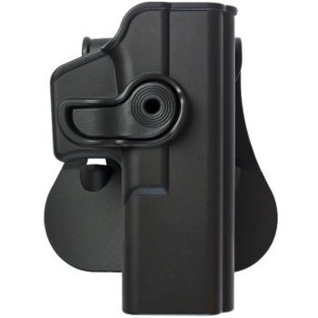 IMI Defense Polymer Retention Paddle Holster Glock 17/22/28/31/34 - Right Hand