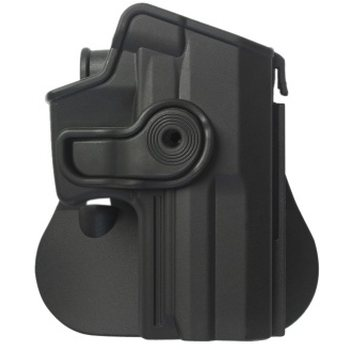 IMI Defense Polymer Retention Paddle Holster for Heckler & Koch USP Full-size 9mm/.40