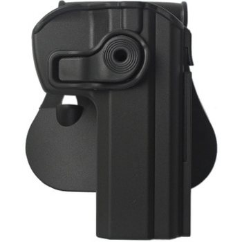 IMI Defense Polymer Retention Paddle Holster Level 2 for CZ 75