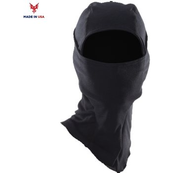 DriFire FR Hot Weather SGL Balaclava, Black, One Size