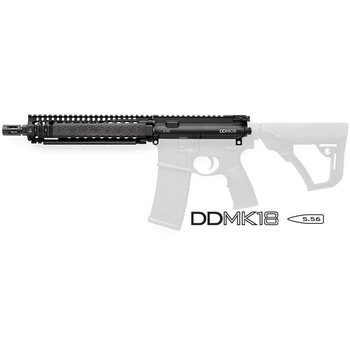 "Daniel Defense M4 URG, MK18 (10.3"" BARREL) BLK"
