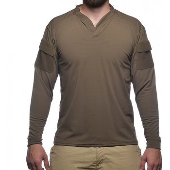 Velocity Systems BOSS Rugby Shirt Long Sleeve