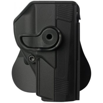 IMI Defense Polymer Retention Paddle Holster Level for Beretta PX4
