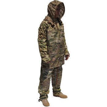 Tactical Concealment MAMBA Suit MultiCam, Multicam, Pants : Large - Part# 89D6068, Blouse:Large - Part# 89D6127