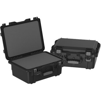 Plano Tactical Mil-Spec Case Double Pistol - Black