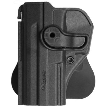 IMI Defense Polymer Retention Paddle Holster Level 2 for Sig Sauer Pistols - Left Hand