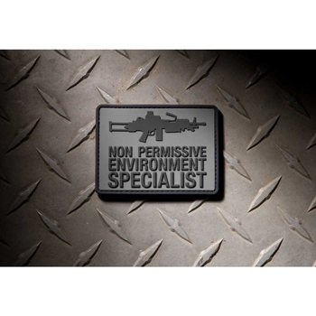 Haley Strategic Non Permissive Environment Specialist Patch